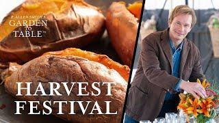 Harvest Festival: Organic Recipes and Decor | Garden to Table (105)