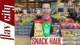 Healthy Snacks At The Grocery Store - What To Buy & Avoid