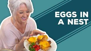 Love & Best Dishes: Eggs in a Nest Recipe