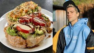 WHAT I ATE TODAY | 2020 - TASTY BALANCED VEGAN MEALS