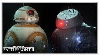BB-8 And BB-9E Are Now Live - Star Wars Battlefront 2