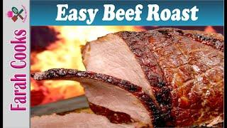 How To Make Beef Roast Meat Recipe-Easy Meat Recipes
