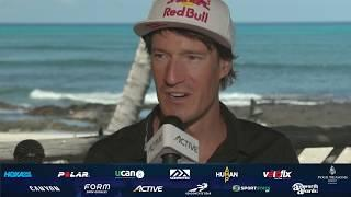 2019 Breakfast with Bob from Kona: Sebastian Kienle, 3rd Place