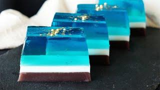 These Desserts Actually Look Like Space!