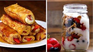 On-The-Go Breakfasts For When You're Running Late • Tasty Recipes