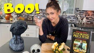 Halloween Party Dishes: Cooking with Chobot