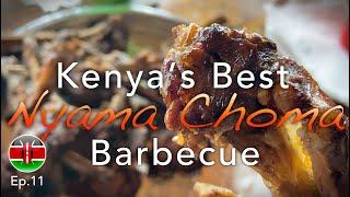 What is the best food in East Africa?