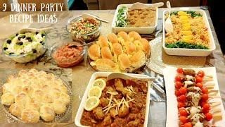 9 Recipes for a Tasty Pakistani Dinner Party Ready in One Day!