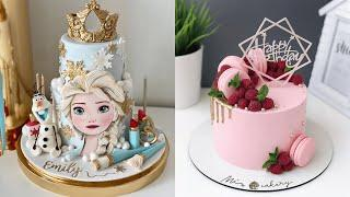 Awesome Cake Decorating Ideas for Party  Easy Chocolate Cake Recipes  Perfect Cake Decorating #70