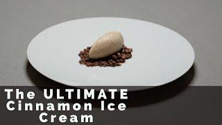 The Ultimate Cinnamon Ice Cream | Nikeei's Desserts