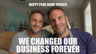 OUR LIVES HAVE CHANGED | RE-OPENING THE HAPPY PEAR AFTER LOCKDOWN