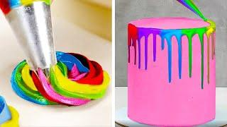 RAINBOW DESSERTS THAT WILL MELT IN YOUR MOUTH