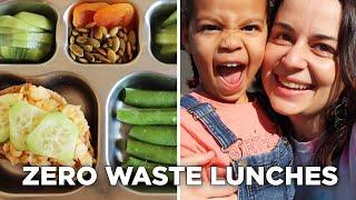 I Tried To Make Zero Waste Lunches For My Daughter For A Week