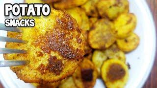 Easy Potato Snacks Recipe | Yummy Evening Snacks for KIDS | Tasty 10 Minutes Recipe in Urdu Hindi
