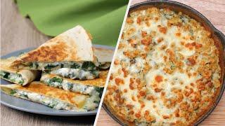 Spinach & Artichoke 4 Ways • Tasty Recipes