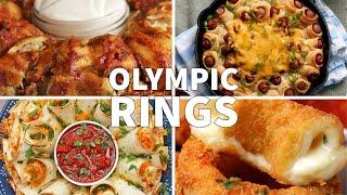 13 Ring Recipes To Celebrate The Olympics