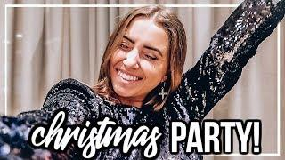 OUR EPIC CHRISTMAS PARTY! How to Host a Holiday Party, Food Recipes, Drinks, Outfits + more! | 2018