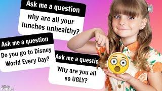 DO WE GO TO SCHOOL? Answering ASSUMPTIONS and Questions about US!