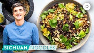 RECIPE: SPICY Peanut Butter Noodles!