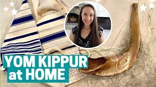 YOM KIPPUR AT HOME 2020! Answering ALL Your Questions!