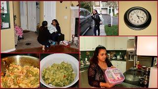 My Crazy Morning Routine On First Day Of School | Breakfast ,Lunchbox & Lunch Preparation