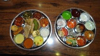 """MASSIVE """"All You Can Eat"""" £6.95 Unlimited Buffet Thali, Taste Test at Sharmilee Restaurant Leicester"""