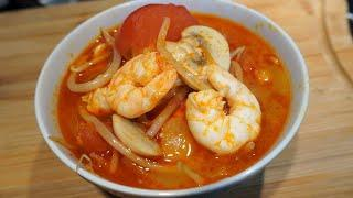 Ziangs: Hot and Sour soup Chinese Takeaway recipe (not traditional recipe)