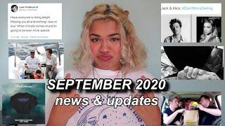 the 1D rundown — september 2020