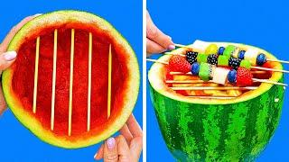 Crazy Watermelon Hacks And Recipes || Amazing Watermelon Party Tricks