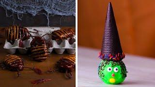 Trick or Treat Yo' Self With These Halloween Desserts! | DIY Dessert Recipes by So Yummy