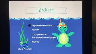Baby Neptune (Spain And Portugal) 2006 DVD Menu WalkThrough