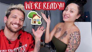 WE HAVE OFFICIAL DATES TO START OUR NEW HOME!!