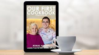 Our First COOKBOOK is Finally Done! - English Subtitles