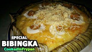 BIBINGKA RECIPE | Pinoy traditional food every Ber-months | SPECIAL BIBINGKA | STEP BY STEP
