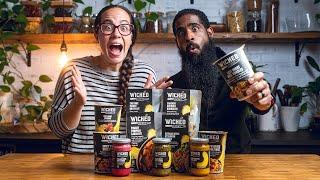 Wicked Foods Taste Test | We Tried The All Vegan Line from Wicked Kitchen