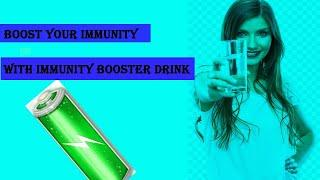 Boosting your Immune System | Immune Boosting Drink | Healthy Drink for Immunity System | Chef Lee