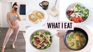 WHAT I EAT IN A DAY TO LOSE WEIGHT! Collagen Smoothie, Chorizo Soup & More
