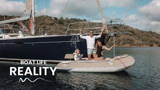 BOAT LIFE Reality | a week in our LIFE onboard - Sailing Turkey Se. 2 Ep. 47