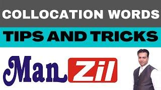 collocations |English Tips | speaking Tips | Grammar Tips |Manzil Institute |