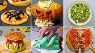 Top 180+ Awesome Food Compilation | Fun Halloween Recipes For You