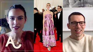 Met Gala Moments - Alexa Chung & Erdem Reveal their Favourite Moments from Previous Years