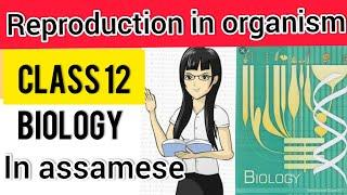 Reproduction in organism Class-12 chapter-1