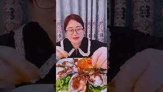 Seafood mukbang ASMR | Chinese Food ASMR | ASMR  Show Eating by #VshareKH [#39]