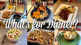 What's for Dinner| Budget Friendly Family Meal Ideas