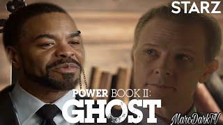 POWER BOOK II: GHOST WILL DAVIS & SAXE STAY LOYAL TO EACH OTHER?