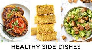 HEALTHY SIDE DISHES ‣‣ perfect for an easy fall dinner
