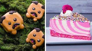 It's A Zoo in Here! 6 Animal Macarons You'll Go Wild For! | Animal Desserts and Sweets by So Yummy