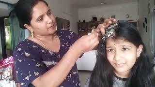 #Vlog/ Friday to sunday vlog/Hair pack/Butter naan/Butter chicken/Indianmom busy lifestyle