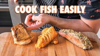 How To EASILY Cook Fish Without Messing It Up