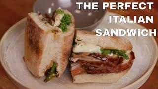 The Perfect Italian Sandwich Recipe with Daniele Uditi | Make This Tonight